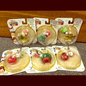 Disney Tsum Holiday Kohl's Exclusives - New